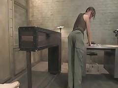 Sasha and the RoboSpanker