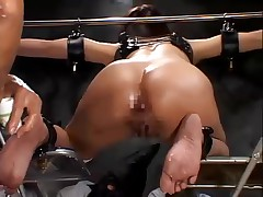 Japanese Enema Squirting Play (censored) - SNC