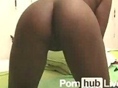 NaomiLatin from Pornhublive Fingers Her Ass & More