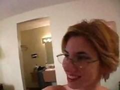 Private amateur hotel handjob