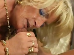 Old sluts getting facials in this fetish compilation