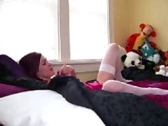 Wife Fucks Several Men While Husband Tapes!