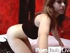 Mercedes From Pornhublive Shows Her Kute Pussy