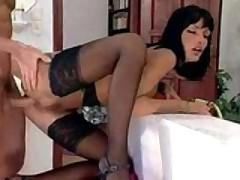 Anita Blonde Fucking In The Washroom