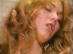 Two horny golden haired lesbian cuties in hot action