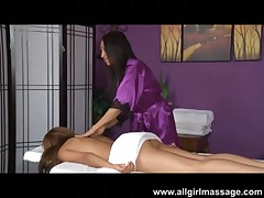 Vicki Follow Massages Her Sister's Superlatively Good Ally