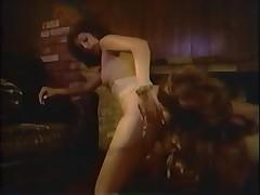 Retro Lesbian babes sucking and licking their clits
