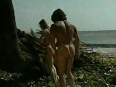 Anal On The Beach