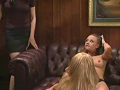 New Girl's Interview  Kiki Daire, Gauge, Alex Foxe