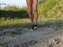 PantyhoseRunning