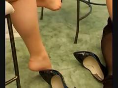 Worship my Teacher's Hose Feet