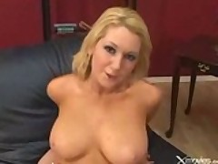 Jessica Rides It & Takes It Doggystyle