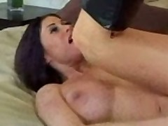 Sheila Marie Gets Plumber To Clean Her Pipes
