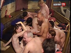 Sexy Group Sex Party