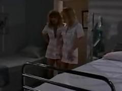 Vintage Lesbian Nurse Tongue Fucking