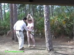 Outdoor Wench Screwed