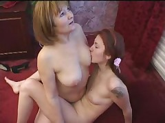 russian mamma and angel three of 26