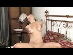 Sexy MILF gets hardcore pussy fucking by her stud