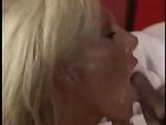 MILF with the biggest tits in Britian's first ever porn shoot