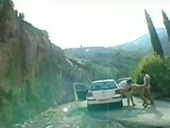 Roadside anal assisstance!