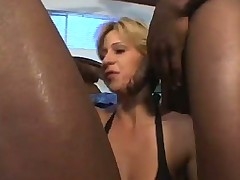 Phyllisha Anne DPed by Wesley Pipes and Cuntre Pipes