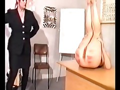 Caning whipping