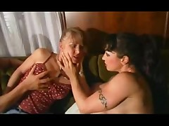 Black haired MILF works as a sex teacher on video