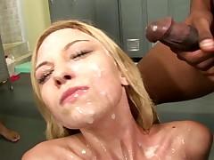 Nikki Flame Bukkake