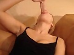 Sexy Slut Slamming The Clam