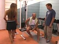 Nicky Reed & Suzie Carina get a full body workout