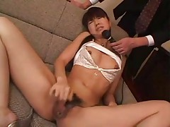 Japanese Cum-Hole and Creampie