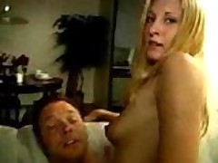 Tight german blonde gets rocked