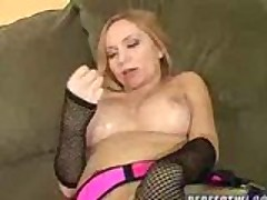 MILF Fully Preparing For Some Dick