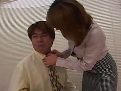 Yumi Kazama - Japanese Beauties - Natural Tit