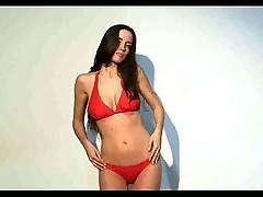 Bikini Striptease