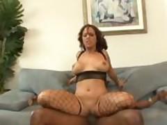 Exotic Mami Mulani Rivera Gets Her Sexy Ass Fucked Hard