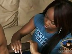 Jada Fire takes a chocolate beast deep in the ass