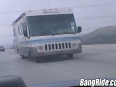 The bang ride strikes again