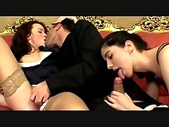 Amazing Euro Threesome