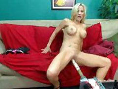 Britney Foster Live Sex Machine Webcam
