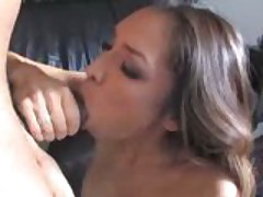 Latina Loves to Swallow Cum Pt.1