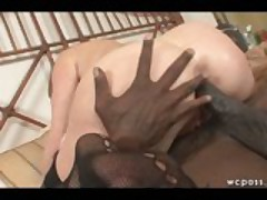 MILF Anal Interracial Dreams
