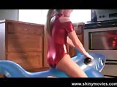 Megan humps a whale