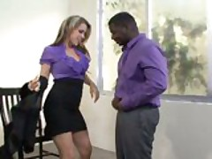 Courtney Cummz. . . Courtney's Courtroom Sex Session!