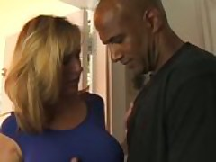 MILF fucks neighbor