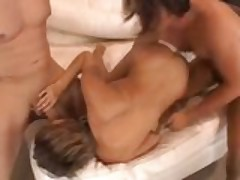 Claire Robbins takes a big ass fucking