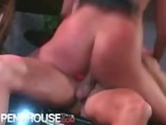 Sexy Latina Giving an Awesome Blowjob, and Riding a Big Cock!