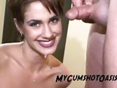 Cumshot Surprise!