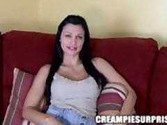 Aleta Ocean gets a creampie