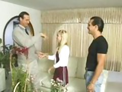 Allysin chaynes fucks a dad and step-son